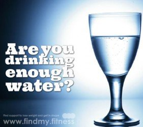 Do you drink enough water?