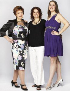Mum and daughter slimmers of the year