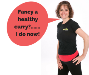 Fancy a healthy curry? – I do now!